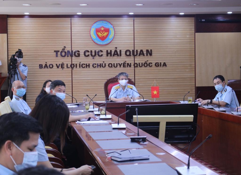 Hải quan Việt Nam- Nhật Bản thảo luận về mô hình hải quan thông minh - Công  Ty TNHH Dịch Vụ Hàng Hải Vina - Vinamas